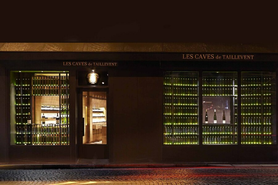 Les Caves de Taillevent, caviste - 75008 Paris